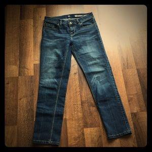 NY & Co. Skinny Ankle Jeans, Size 4